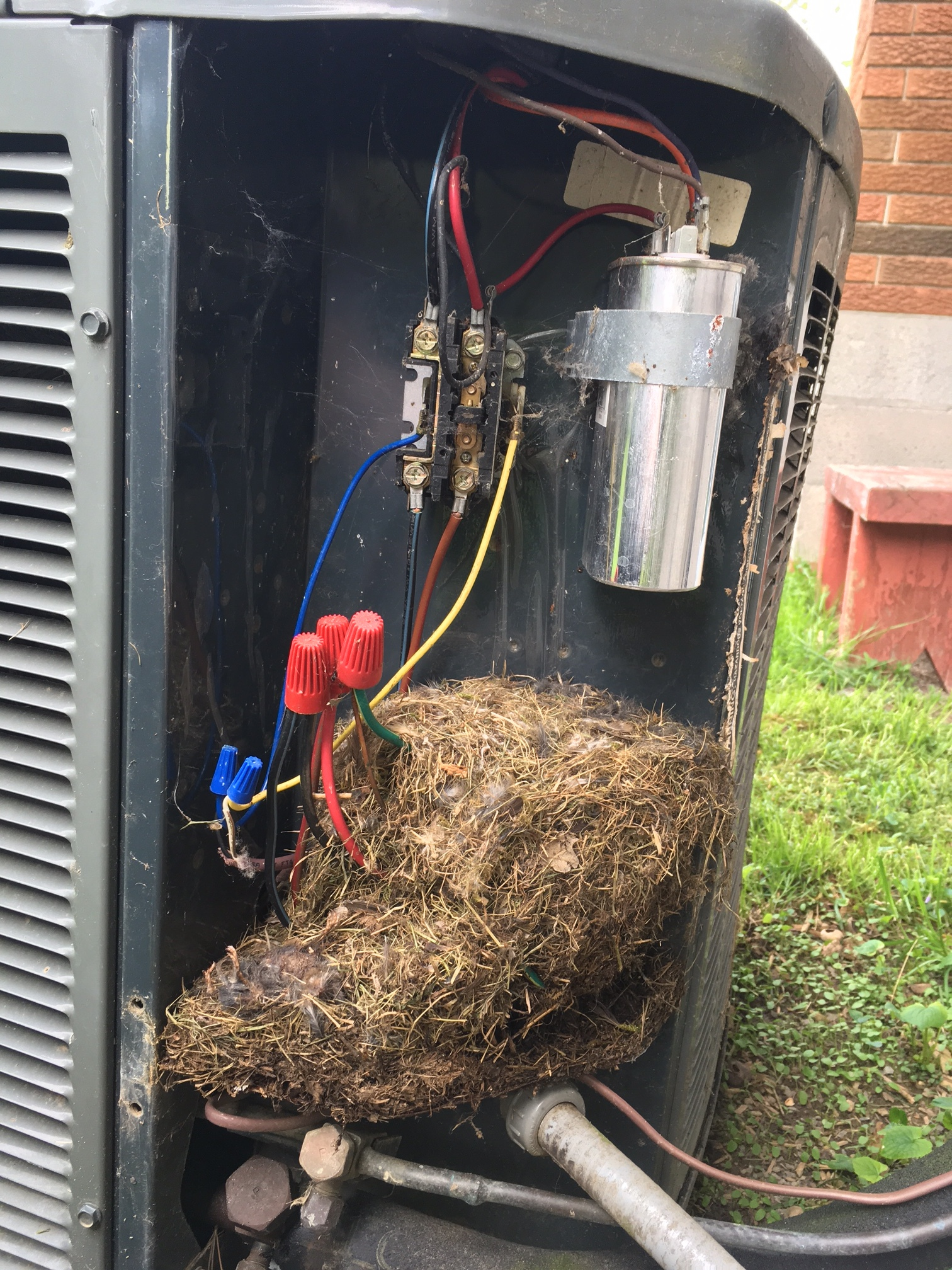 Scary Air Conditioner Service Calls Electrical Wiring Konkle Plumbing
